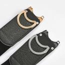 moda seoras elstico cintura elstica retro cinturn todo fsforo NHPO291175