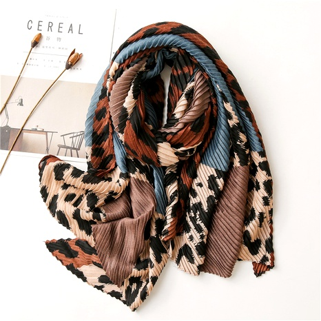 Fashion crepe craft cotton linen scarf  NHGD291243's discount tags