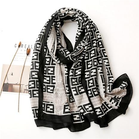 Bufanda de seda salvaje del mantón de la moda de Corea NHGD291246's discount tags