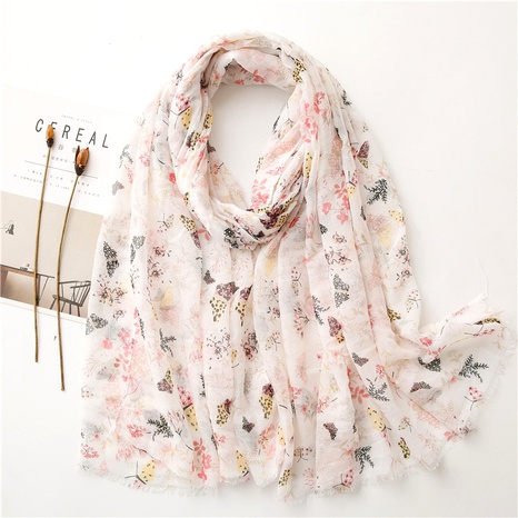 new cotton and linen literature  multifunctional shawl  scarf NHGD291248's discount tags