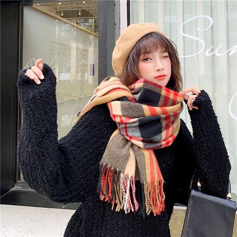 nueva bufanda de cachemira de imitación NHCM291266's discount tags