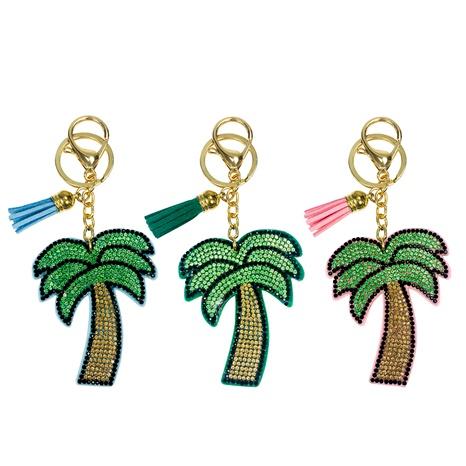 Nouveau porte-clés en tissu non tissé serti de diamants NHAP291345's discount tags