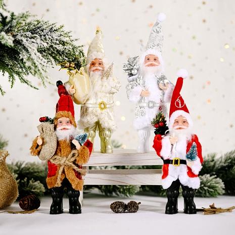 Adornos navideños Papá Noel Colgante pequeño NHHB291392's discount tags