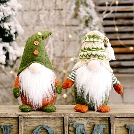 Decoración de muñecas sin rostro de tela no tejida de Navidad NHHB291401's discount tags