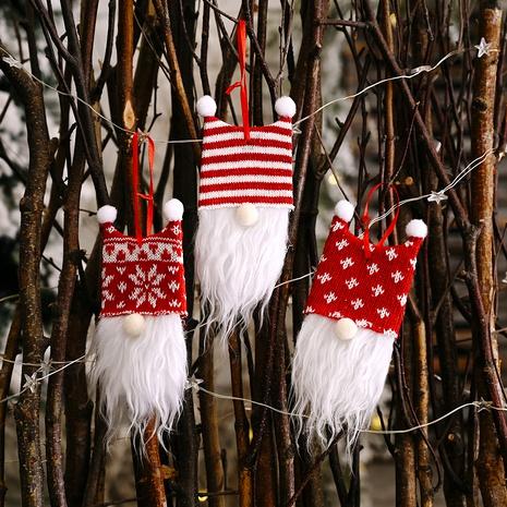 Adorno navideño colgante de árbol de muñecas NHHB291405's discount tags