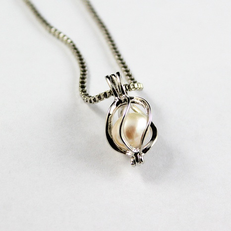 pearl pendant necklace NHAN291449's discount tags
