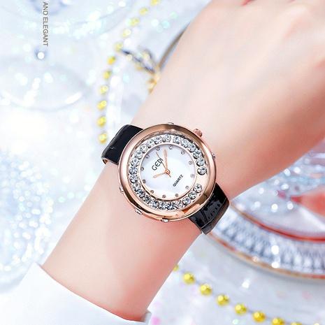 moda casual rhinestone móvil simple cinturón impermeable reloj NHSR291011's discount tags