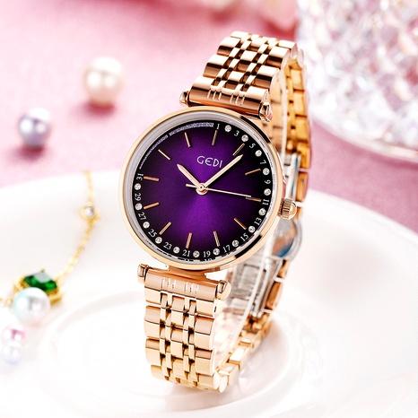new fashion diamond waterproof quartz watch  NHSR291009's discount tags