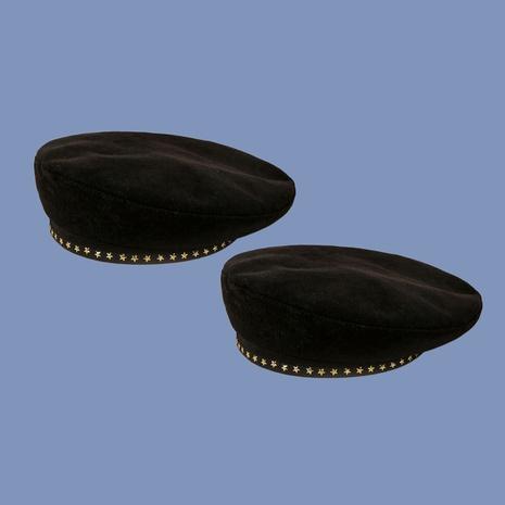 Sombrero de estrella de cinco puntas salvaje de moda coreana NHTQ291038's discount tags