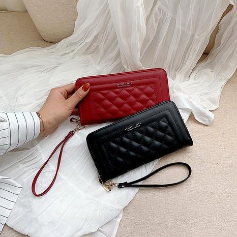 fashion simple clutch bag NHTG291567's discount tags