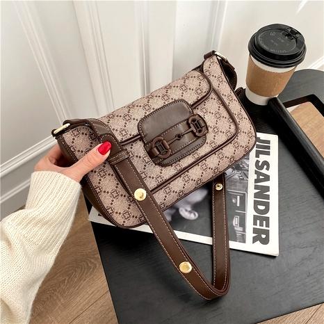 Retro fashion single shoulder bag NHJZ291620's discount tags