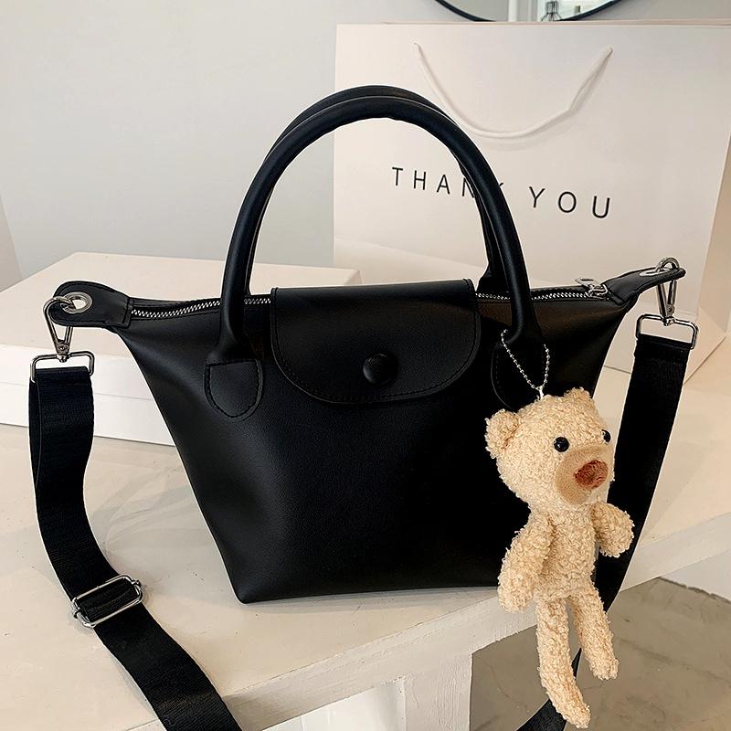 fashion wide shoulder strap messenger bag NHJZ291622