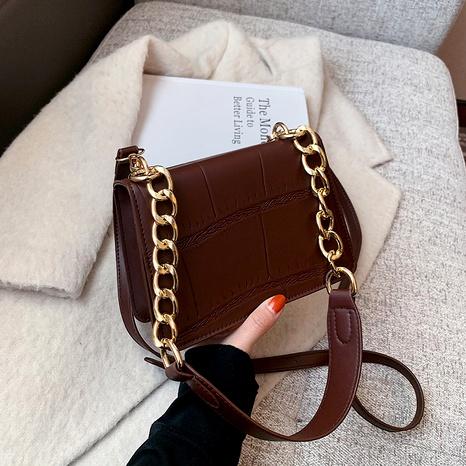 retro one shoulder messenger bag  NHJZ291634's discount tags