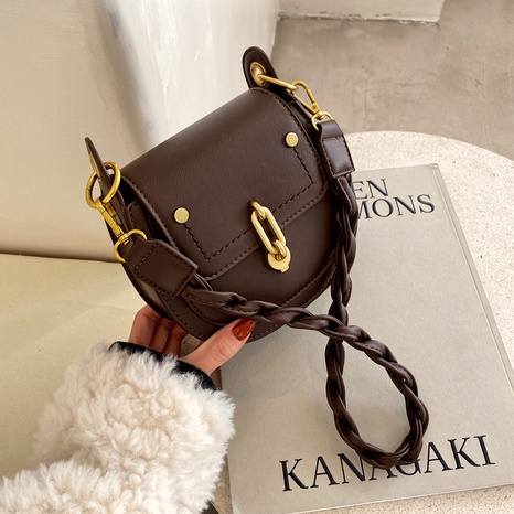 fashion casual simple one shoulder bag NHJZ291637's discount tags