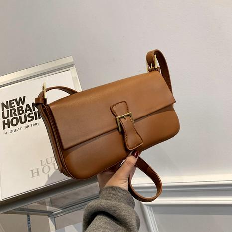 Retro shoulder messenger bag  NHJZ291640's discount tags