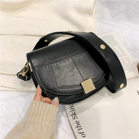fashion shoulder saddle bag NHJZ291641's discount tags