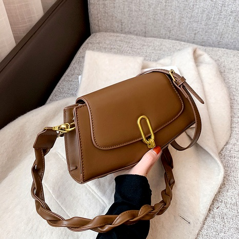 retro one-shoulder fashion bag NHJZ291659's discount tags