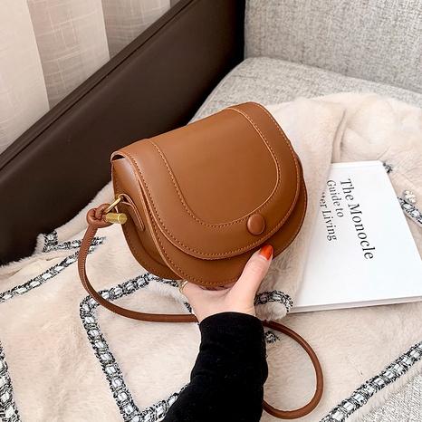 Retro fashion single shoulder messenger bag  NHJZ291661's discount tags