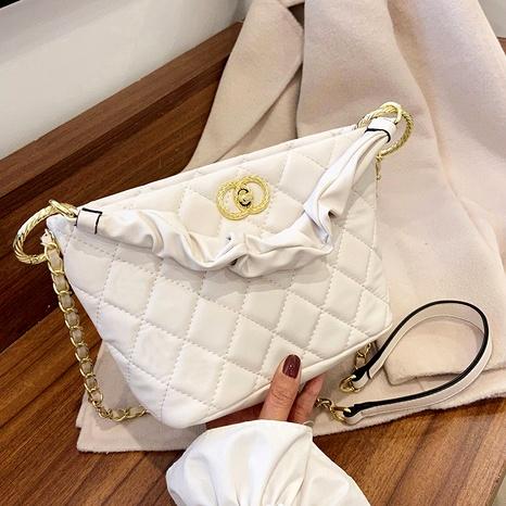 fashion retro messenger one-shoulder bag NHJZ291670's discount tags
