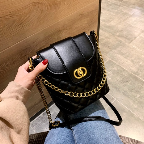 fashion one-shoulder bag NHJZ291673's discount tags