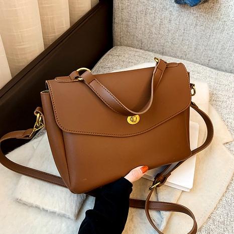 Fashion retro shoulder messenger bag NHJZ291679's discount tags