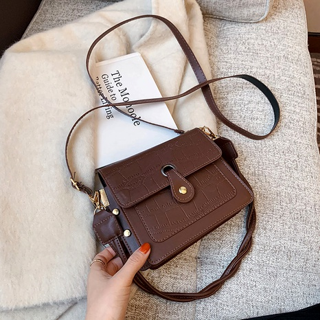 fashion simple messenger bag  NHEX291799's discount tags