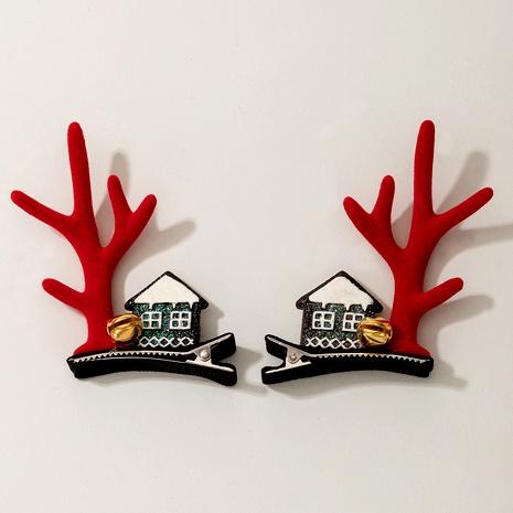Horquilla de astas de tocado navideño NHGY292154's discount tags