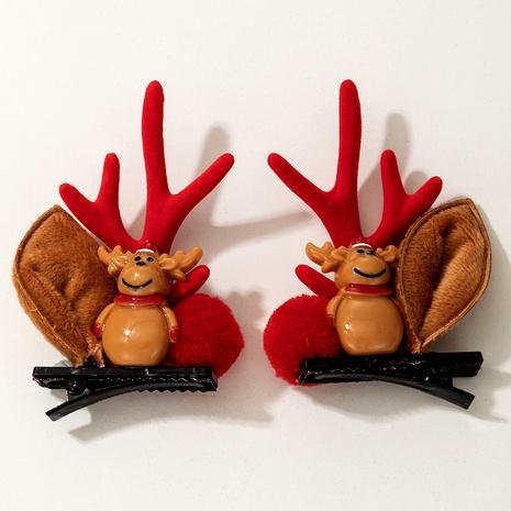 Tocado navideño Horquilla de alce NHGY292153's discount tags