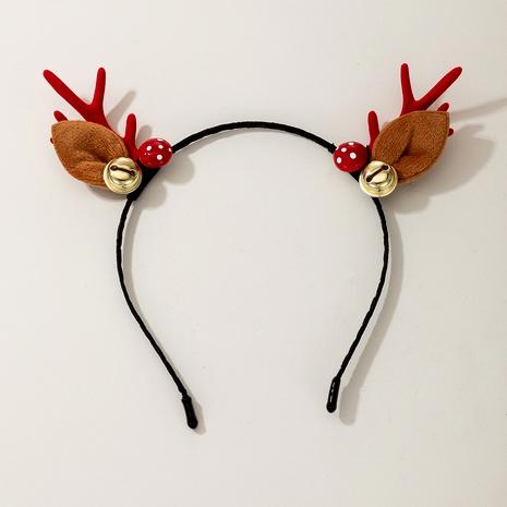 Diadema de oreja de asta linda navideña NHGY292147's discount tags
