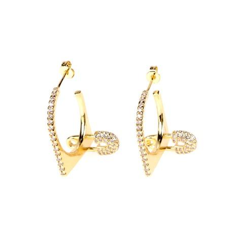 boucles d'oreilles diamant NHPY292028's discount tags