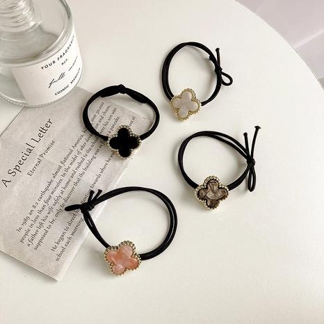 jolie corde de cheveux noirs NHWF292197's discount tags