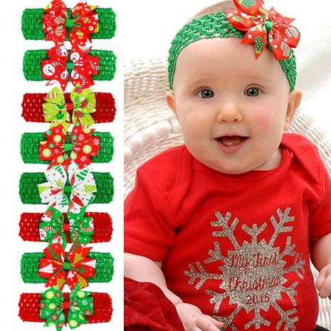 serre-tête noeud papillon bébé de Noël pour enfants NHWO292731's discount tags