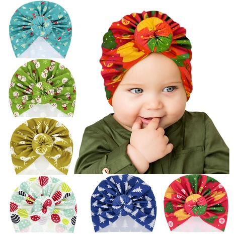 Christmas children's hats NHWO292735's discount tags