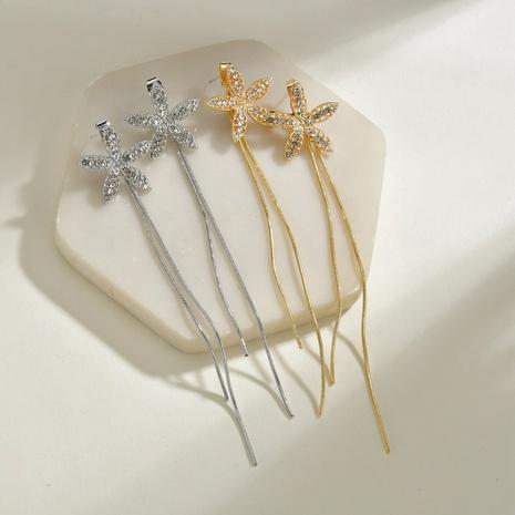 S925 Silver Needle Diamonds  Long Tassels Earrings  NHBQ292938's discount tags