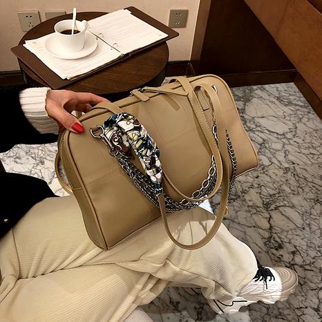 fashion one shoulder underarm bag NHRU293364's discount tags