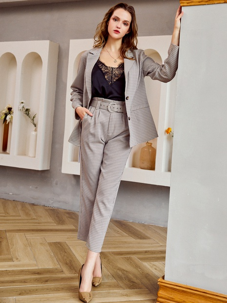 fashion new short suit for women  NHDE293560's discount tags