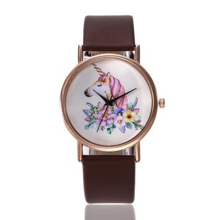 New unicorn student watch fashion women's watch wholesale NHHK196736's discount tags