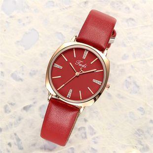 New simple ultra-thin ladies wrist watch fashion diamond and diamond ladies watch NHSY196756's discount tags