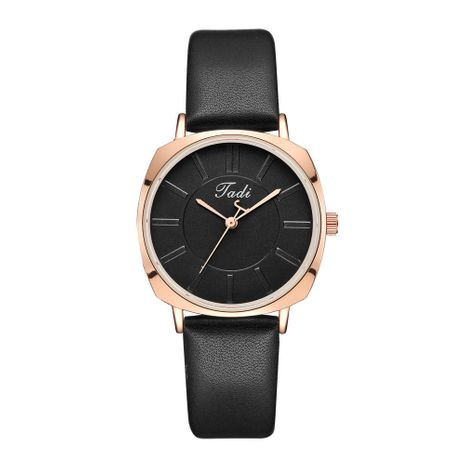 New simple ultra-thin ladies belt watch fashion ultra-thin student watch NHSY196767's discount tags