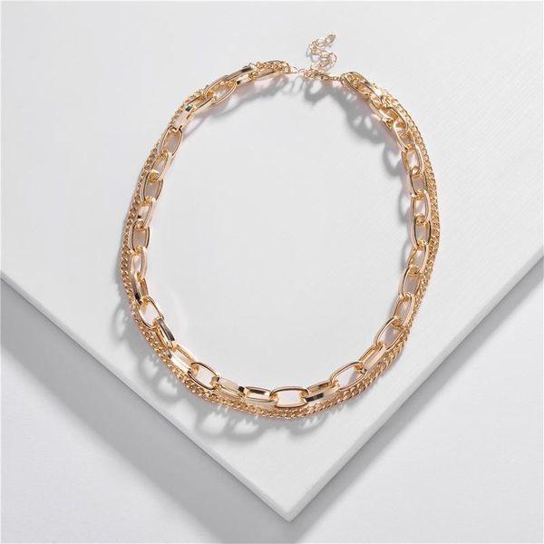 Fashion Jewelry Wholesale Set Women's Short Necklace New Necklace NHLU196790