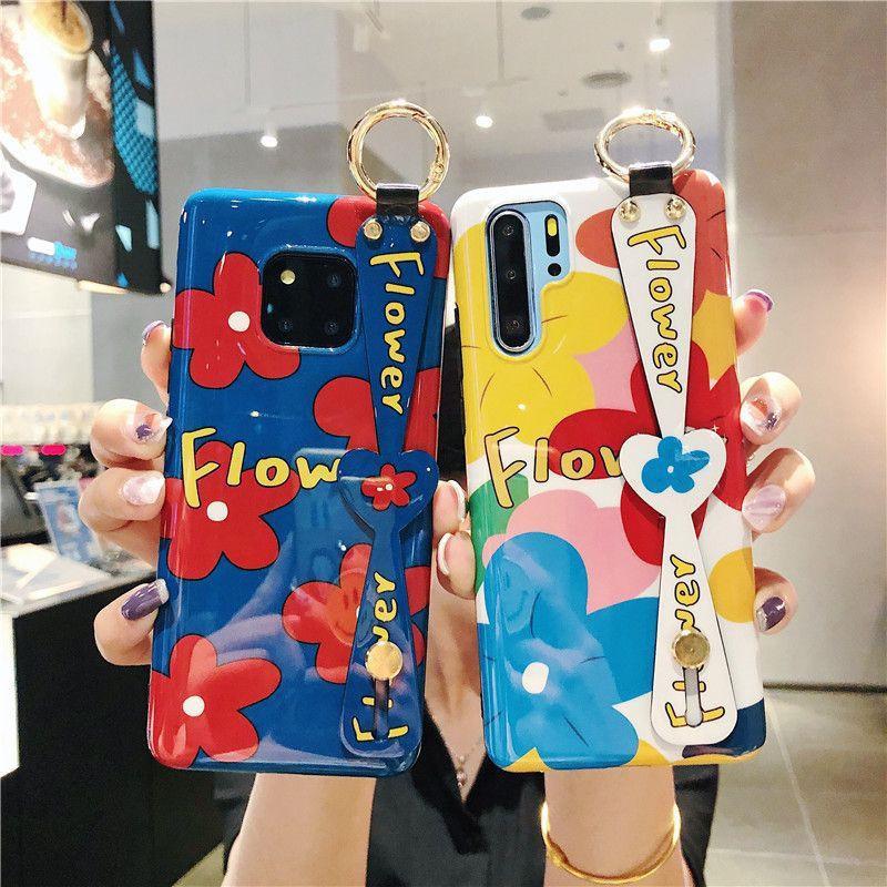 Huawei mate30 mobile phone case glory 20 love wristband nova5 soft shell p30pro NHHC196823