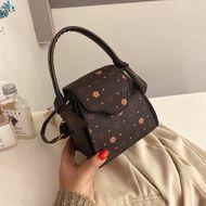Retro wild old pattern portable bucket bag new fashion casual mini shoulder messenger bag NHPB196899