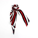 Korean Fashion Hair Band Rubber Band Totem Stripe Hair Accessories Wholesale NHOF197045