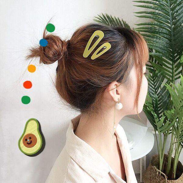 wholesale BB clip hair clip side clip fashion bangs clip top clip card issue NHOF197046