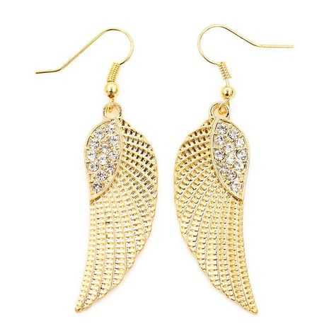 Fashion Angel Angel Wing Earring Jewelry Wholesale NHDP197160's discount tags