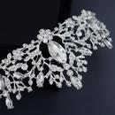 Wedding crown vintage alloy diamond bridal crown baroque princess crown jewelry NHHS197397