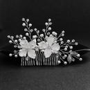 Fashion Wedding Headwear New Product Insert Handmade Crystal Hair Comb Fairy Wedding Jewelry NHHS197398