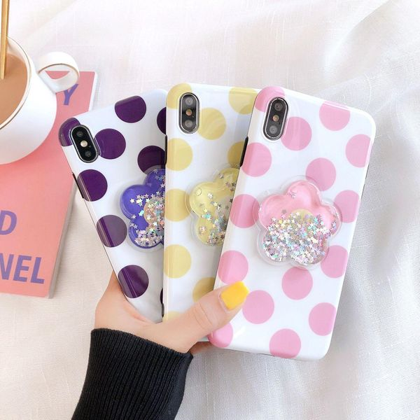Fashion iPhone 8plus Mobile Shell iPhone X / XR Creative xs max phone case NHDV197911