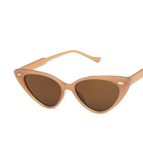 Lunettes de soleil rétro de petit style de style nouveau lunettes de soleil en gros NHKD197870's discount tags