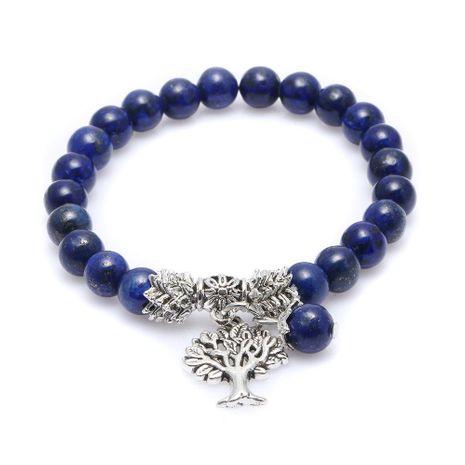 Fashion Natural Energy Stone Bracelet Life Tree Pendant Stretch Bracelet NHZU198271's discount tags